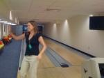 bowling high-five